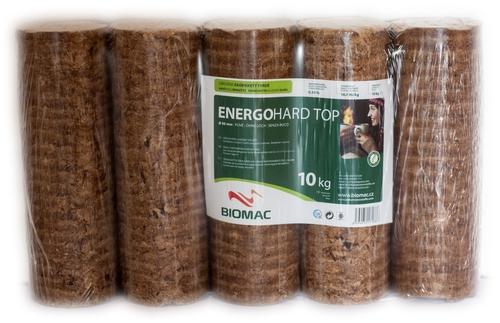 Dřevěné brikety EnergoHard TOP