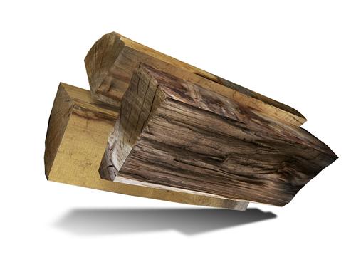Krbové dřevo suché